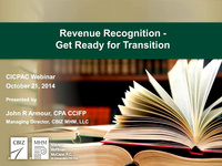 How the New Revenue Recognition Standards Impact Contractors